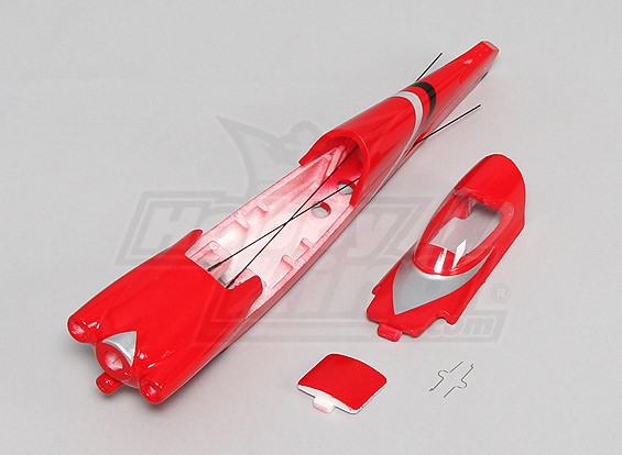 Edge 540 V3 Micro - Substituição Fuselagem