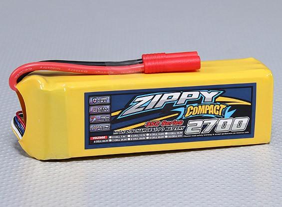 ZIPPY Compact 2700mAh 6S 35C Lipo pacote