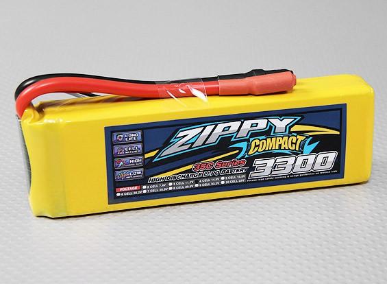 ZIPPY Compact 3300mAh 4S 35C Lipo pacote