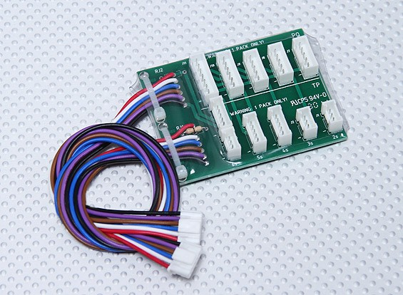 Turnigy 10XC TP / PQ Balance Board Adaptor