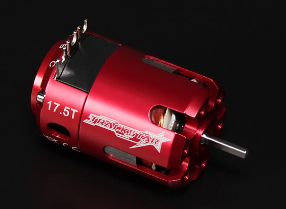Turnigy TrackStar 17.5T Sensored Brushless Motor 2270KV (ROAR aprovado)
