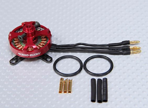 HD3010-2100KV Indoor / perfil / F3P Outrunner Motor