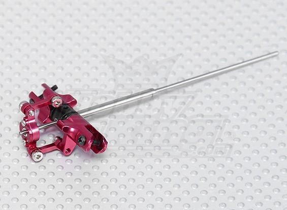 Variável Unidade tom (sem motor) 3 milímetros oco 4D Motor Shaft