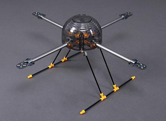 Turnigy HAL (pesado elevador aérea) Quadrotor Quadro 585 milímetros