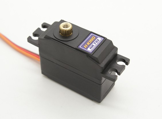 HobbyKing ™ HK-732 mg Coreless Digital MG / 3,5 kg BB Servo / 0.07sec / 28g