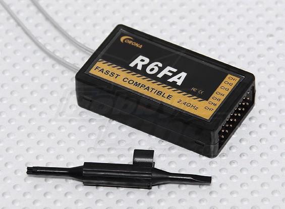Corona R6FA 2.4Ghz FASST receptor compatível