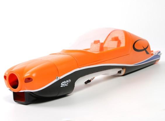 H-rei Racer Sbach 342 800 milímetros - Substituição Fuselagem