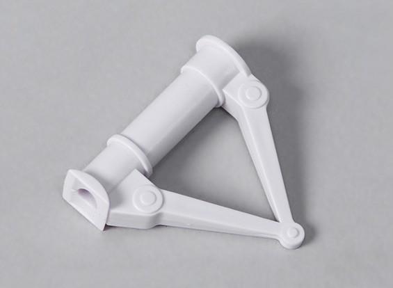 Escala de plástico 5 milímetros Material Rodante Trailing link