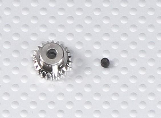22T / 3,175 milímetro 48 de Pitch pinhão Aço