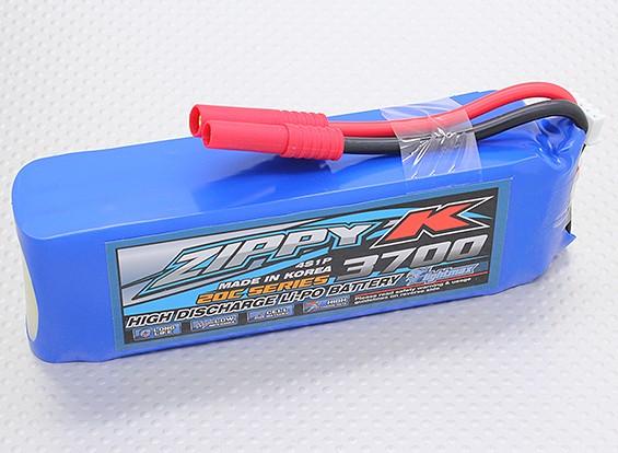 Bateria Zippy-K Flightmax 3700mah 4S1P 20C Lipoly