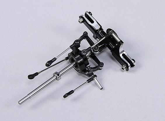 Conjunto da cabeça flybarless Rotor Trex 250 / HK250