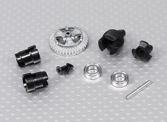 Extreme Edition Locked Diff - 1/16 Brushless 4WD Mini Rally, pouco Cosmos