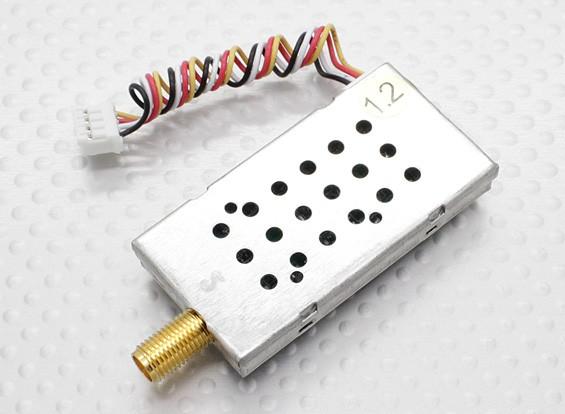 Lawmate TM121800 1.2GHz 1000mW 8Ch Wireless A / V Módulo Transmissor