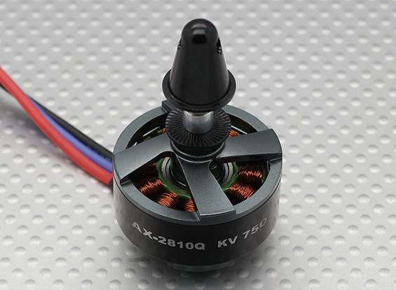 AX-2810Q-750KV Brushless Quadrotor Motor
