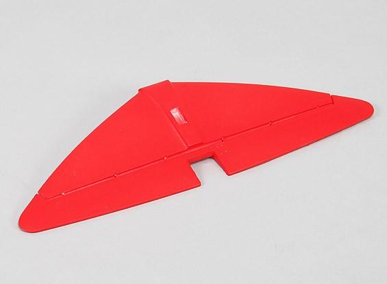 Durafly ™ DH-88 Comet 1120 milímetros - Estabilizador de substituição