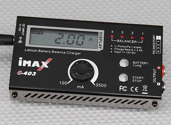 IMAX C-403 Super Simples Balance Charger (Genuine)