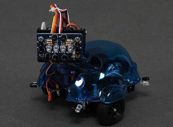 Robot Aventura Bot interativo