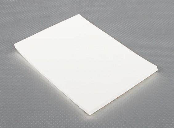 Anti-Vibração Foam (Branco Latex Foam)