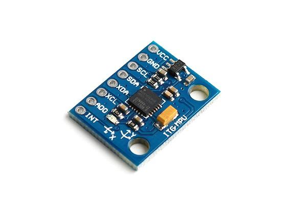 Kingduino MPU6050 3 eixos giroscópio de 3 eixos acelerômetro