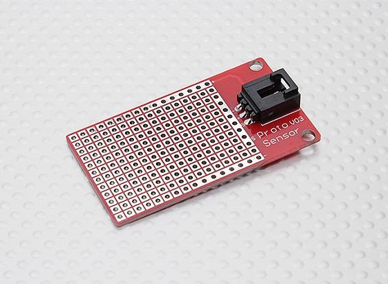 Escudo Desenvolvimento Protótipo Kingduino