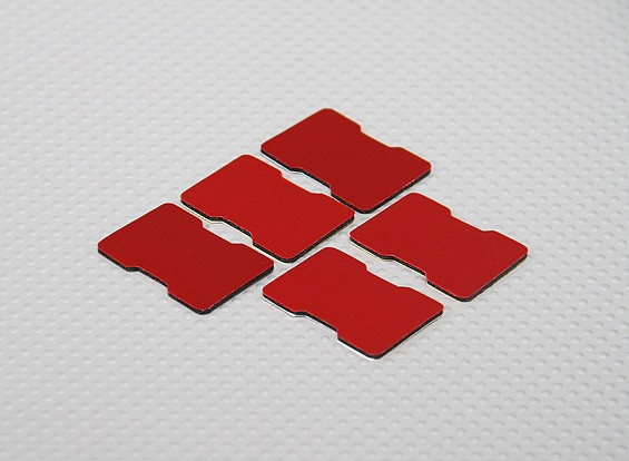ZYX Flybarless Sistema Gyro montagem Pad (5pcs / bag)