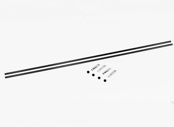 KDS Innova 600, crescimento de 700 Rabo Brace 600-60TS (2pcs / bag)