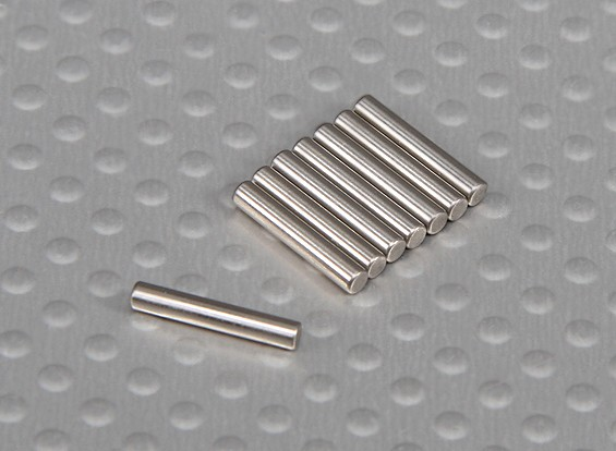 Pin (12x2mm) 1/10 Turnigy Estádio Rei 2WD Truggy (8pcs / Bag)