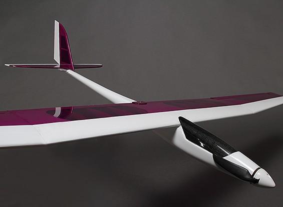 Skylark 1600 EP Composite Planador w / 1.600 milímetros Motor (ARF)