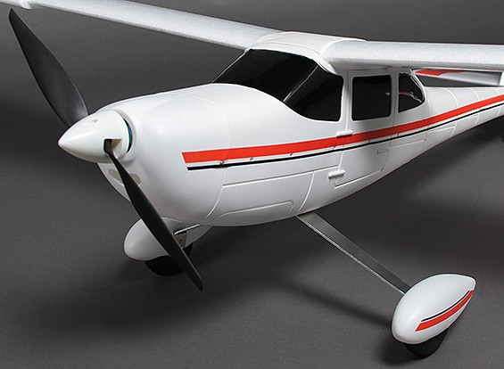 Trainstar resistente 1.4m instrutor elétrico pronto para voar (RTF) (Mode2)