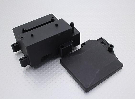 Receptor Case - 1/16 Turnigy 4WD Nitro Corrida Buggy, A3011