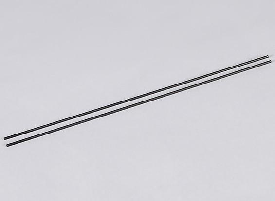 Metal impulso Rods M3xL300 (2pcs / set)