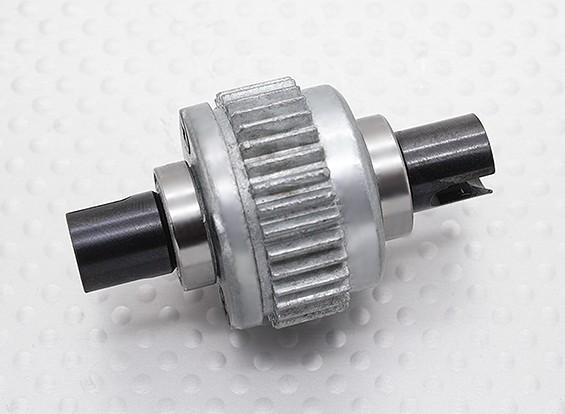 Gearbox diferencial (Concluído) - A2032 e A2033