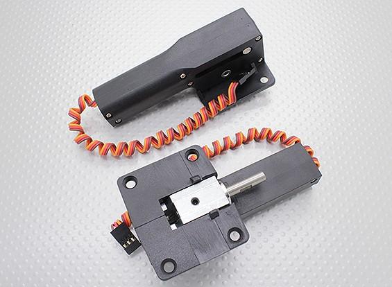 Servoless retrair com Metal Trunion para grandes modelos de 51 milímetros x 43mm de montagem (2pcs)