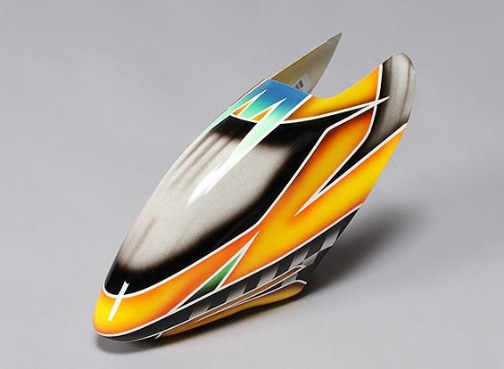 Turnigy High-End Fiberglass Canopy para Trex 450 Desporto