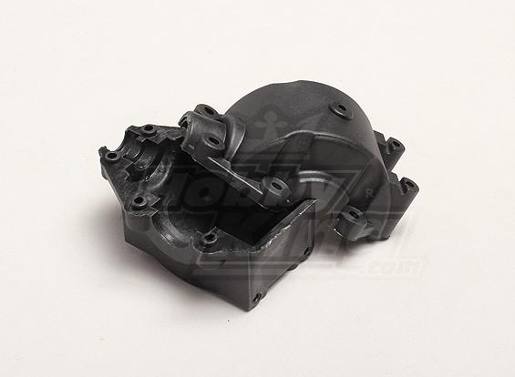 Dif. Gearbox anteparo superior / inferior - Turnigy Trailblazer 1/8, XB e XT 1/5
