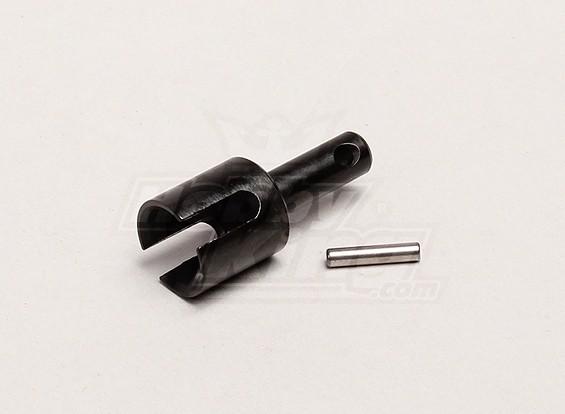 Diferencial Outdrive B - Turnigy Trailblazer 1/8, XB e XT 1/5