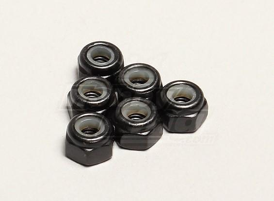 Porca M3 (6pcs) - Turnigy Titan 1/5 e 1/5 Trovão