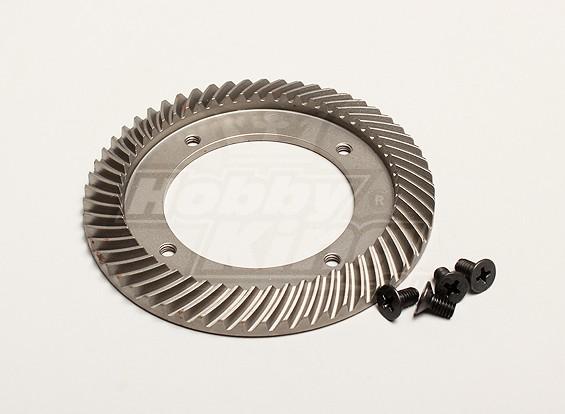 Nutech Centro Diff. Bevel Gear (57T) - Turnigy Titan 1/5 e 1/5 Trovão
