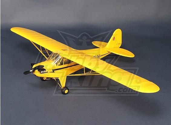 HobbyKing® ™ J3 Cub - Plug and Fly (Amarelo)