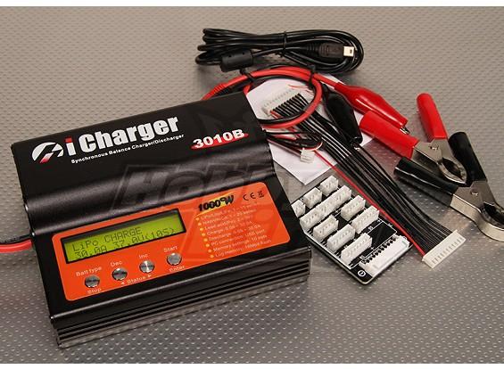 iCharger 3010B 1000W 10s Balance / Carregador