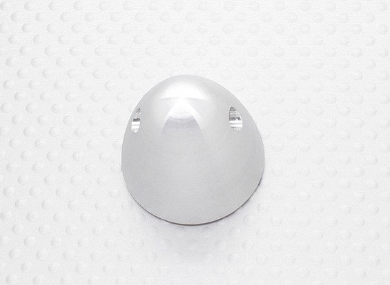 30 milímetros de alumínio porca borboleta prop M7x1.0