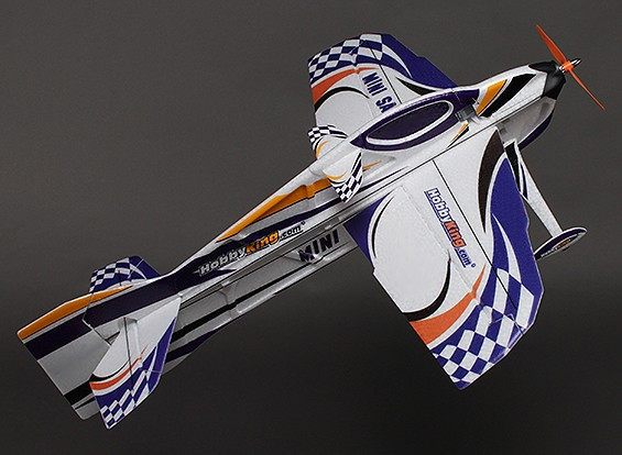 HobbyKing® ™ Mini Saturn F3A 3D EPO Avião 580 milímetros (PNF)