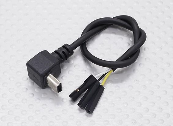 GoPro Hero 3 para liderar FPV Transmitter - 200 milímetros