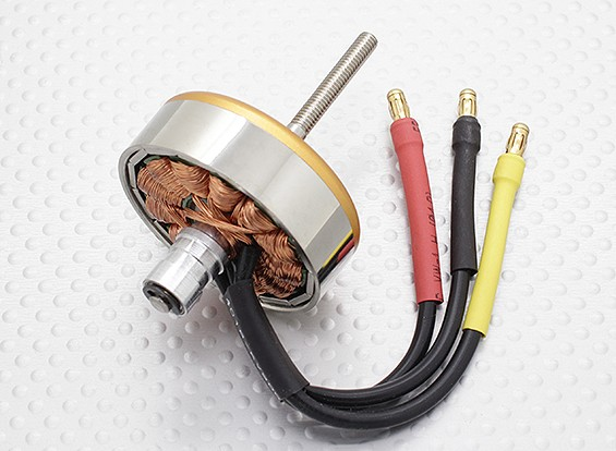 Motor 900KV substituição - Durafly ™ 1.100 milímetros Monocoupe