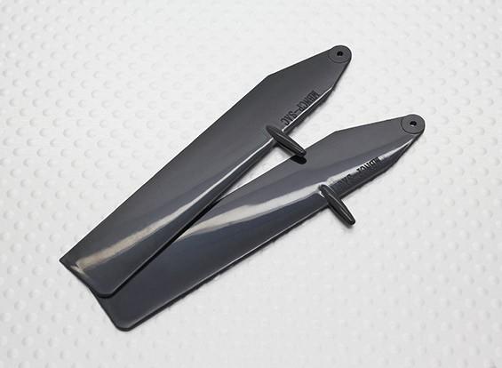 lâmina principal 3D, aerofólio simétrico, Contrapeso para Ncpx