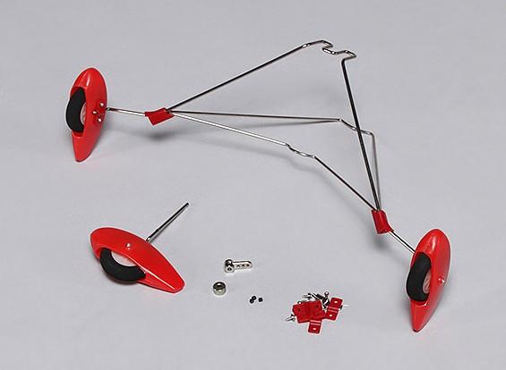 Super Escoteiro w / 1.400 milímetros Camera - Substituição Landing Gear Set