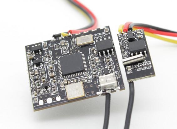 1.2GHz 100mW transmissor de vídeo e receptor Combo