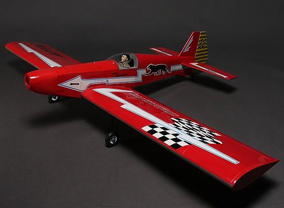 Seta 2 - Desporto Aerobatic / Baixo instrutor Asa, balsa, brilho / 1.530 milímetros EP (ARF)