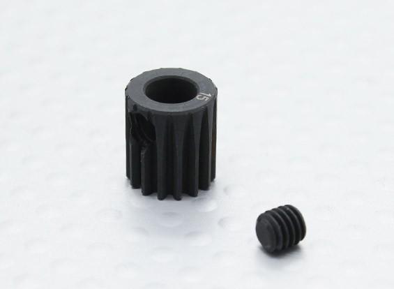 15T / 5 mm 48 Passo Hardened pinhão Aço