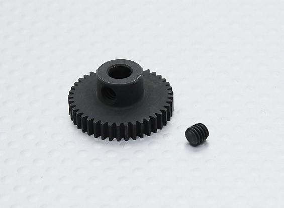 41T / 5 mm 48 Passo Hardened pinhão Aço